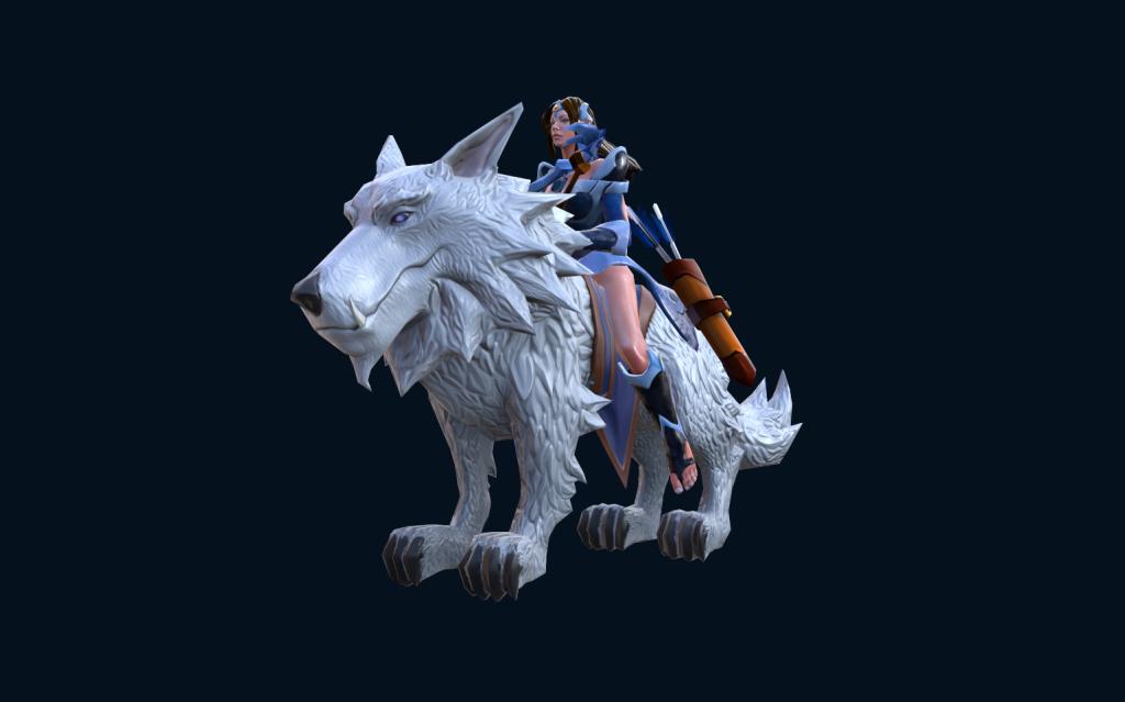 Mirana_wolf