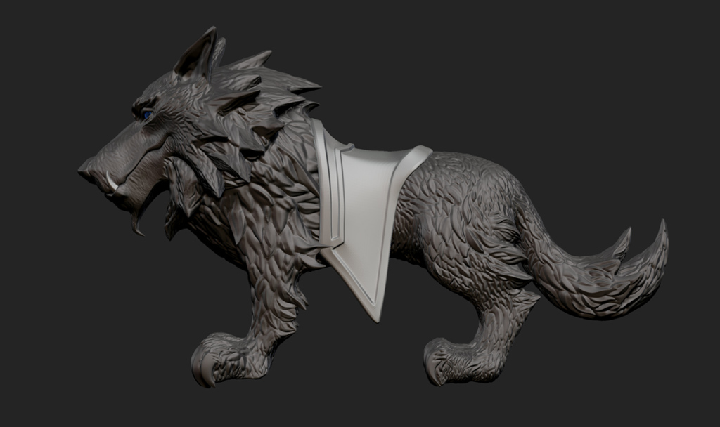 Wolf_Highpoly_Profile